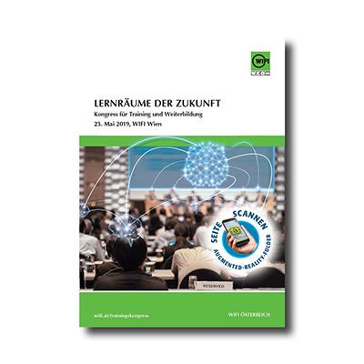 Kongress für Training und Weiterbildung 2019 - Text Manuela Wagner-Ottawa Cover