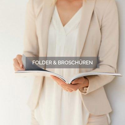 Folder & Broschüre